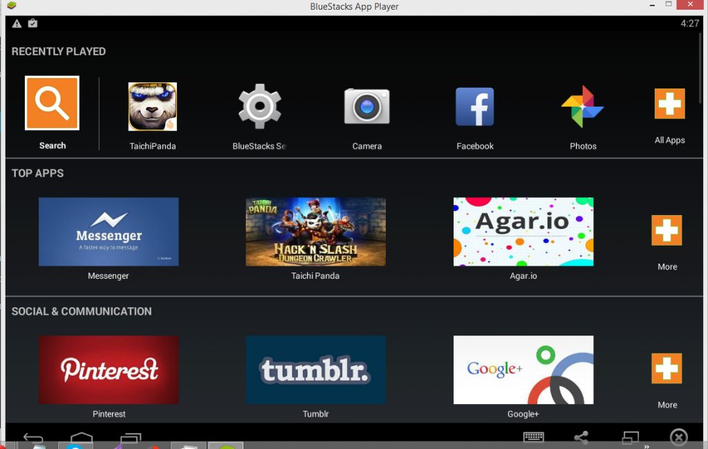 приложения для ноутбука 8.1 из официальных сайтов