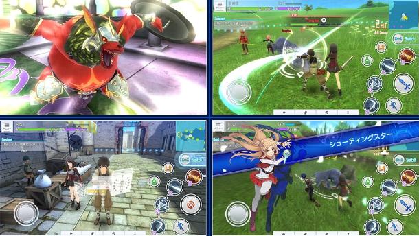 Sword Art Online Integral Factor for PC