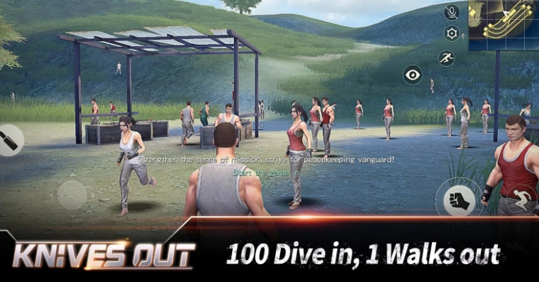 Knives Out Battle Royale for pc