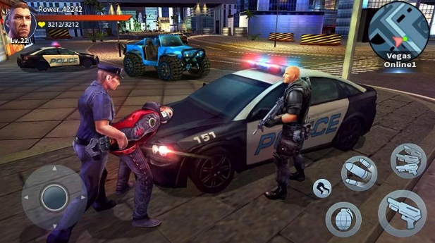 Auto Theft Gangsters for PC