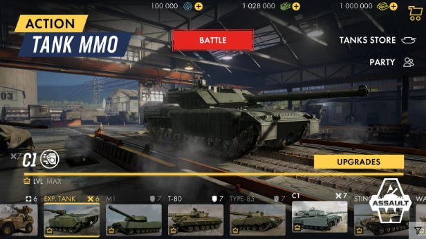 Armored Warfare Assault for PC