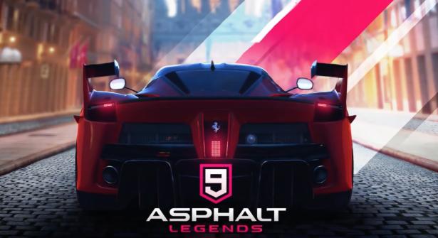 Asphalt 9 Legends for PC