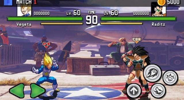 Super Saiyan Goku Dragon Z Fighter for pc win 10