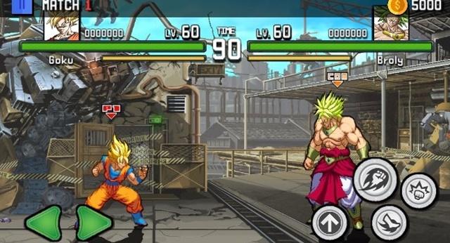 download Super Saiyan Goku Dragon Z Fighter for pc