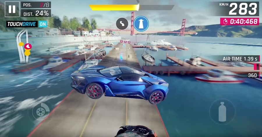Asphalt 9 Legends for pc win 10