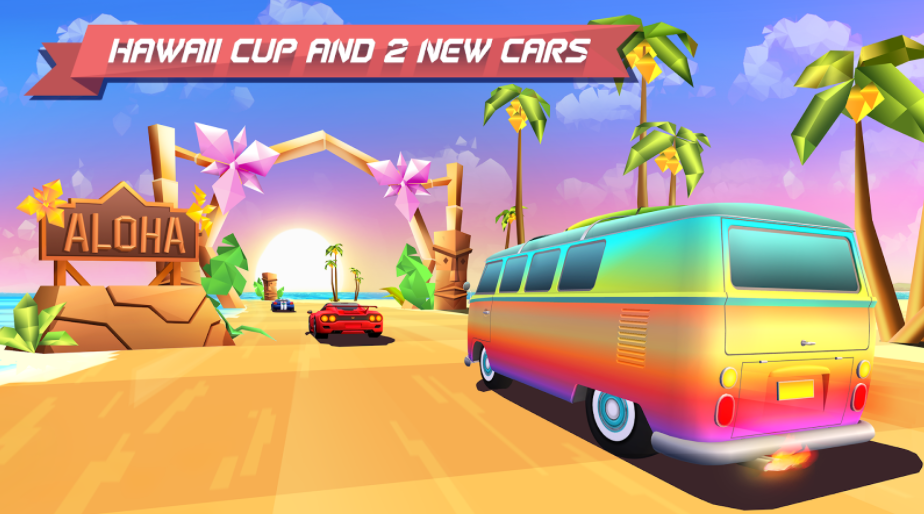 Horizon Chase World Tour for PC