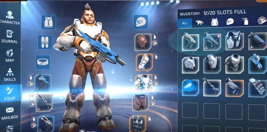 download Shadowgun Legends for pc