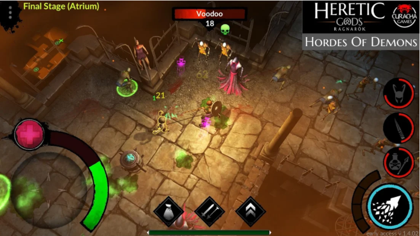 HERETIC GODS for PC