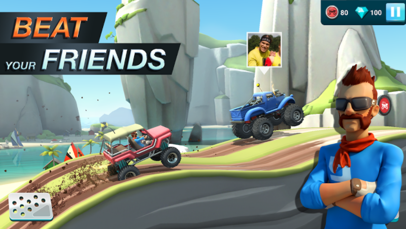 MMX Hill Dash 2 for PC