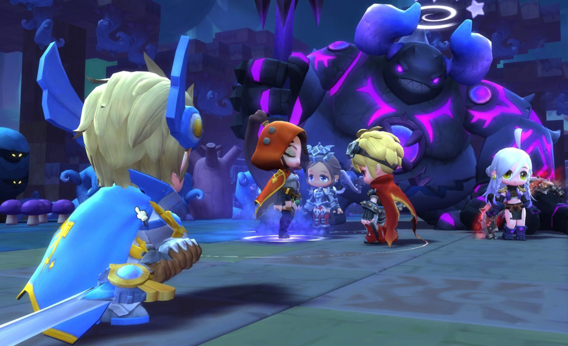 MapleStory 2 for PC
