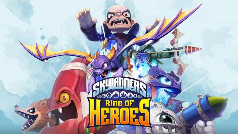Skylanders Ring of Heroes for PC