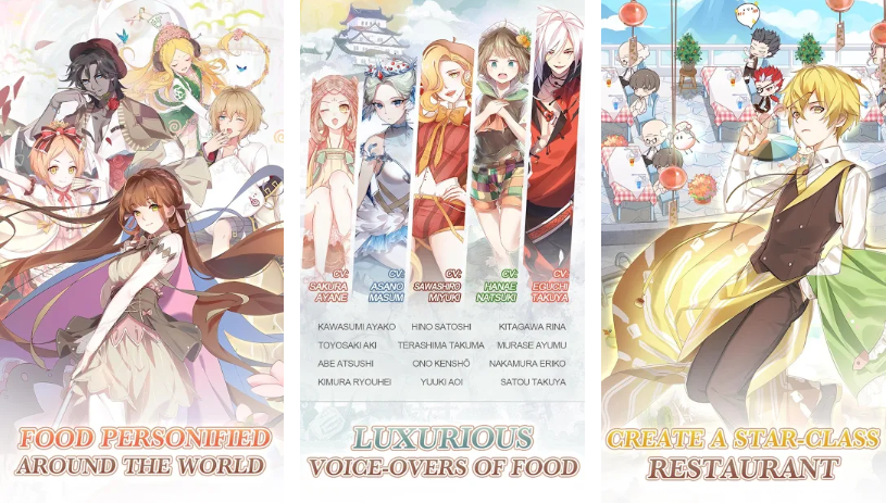 Food Fantasy for PC
