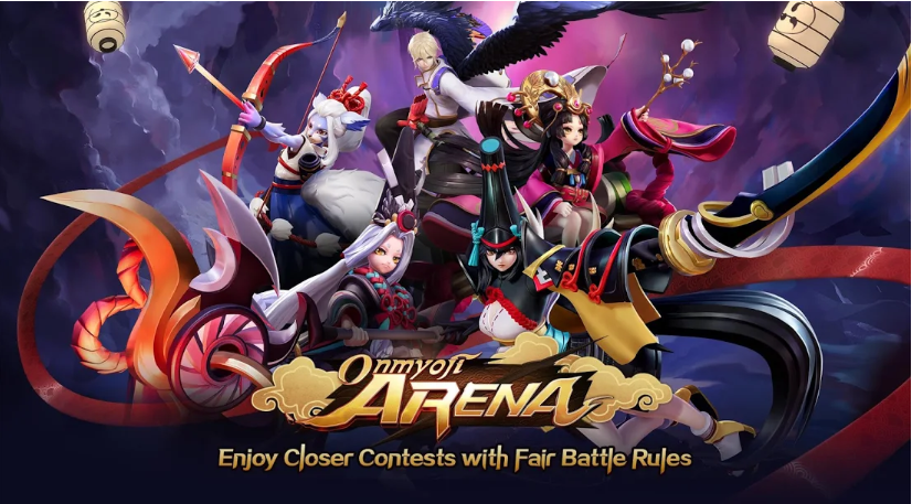 Onmyoji Arena for PC